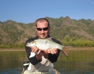 Fly Fishing for snakehead