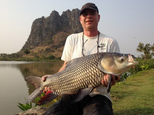 jurassic mountain resort and fishing park thailand