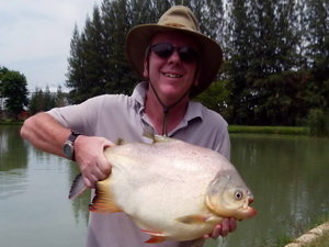 IT Lake Monsters fishing Thailand