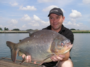 Pacu fishing Bangkok
