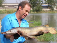 Robson Green extreme fishing in Thailand