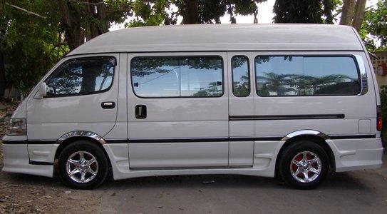 excursions bangkok minivan rentals. Black Bedroom Furniture Sets. Home Design Ideas