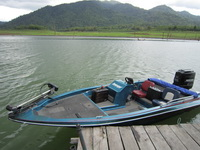The 'Fish Thailand Explorer' 16ft Avenger Bass Boat