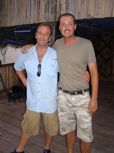 Robson Green & Eddie Mounce Extreme Fishing Thailand